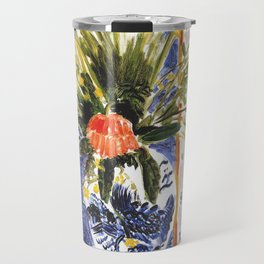 Henri Matisse Poppies 1919 Artwork for Wall Art, Prints, Posters, Tshirts, Women, Men, Kids Travel Mug