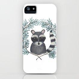 Banjo the Raccoon iPhone Case