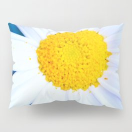 SMILE - Daisy Flower #2 Pillow Sham