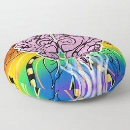 Braingasm Floor Pillow