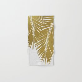 Palm Leaf Gold II Hand & Bath Towel