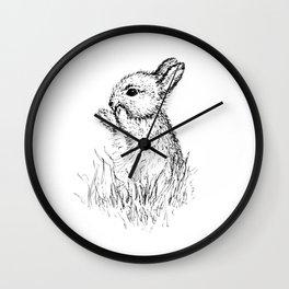 Teporingo Wall Clock