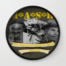 M*A*S*H: The Traveling Medical Show Wall Clock
