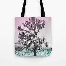 Joshua Tree - Ultraviolet Tote Bag