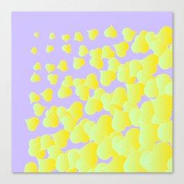 My Love Deposit Canvas Print