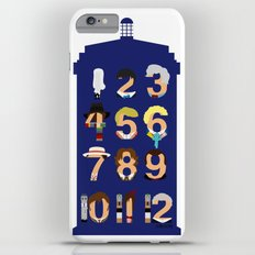 The Number Who iPhone 6 Plus Slim Case