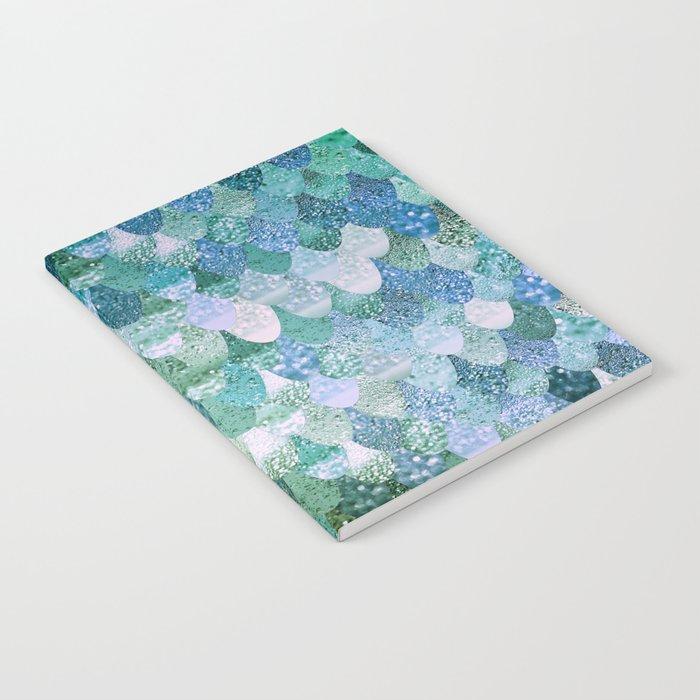REALLY MERMAID OCEAN LOVE Notebook