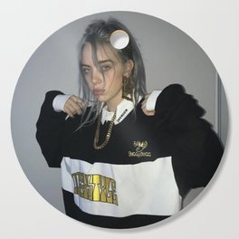 Billie Eilish Cutting Board
