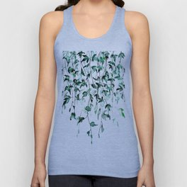 Ivy on the Wall Unisex Tank Top