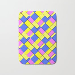 Geometric , abstract 22 Bath Mat