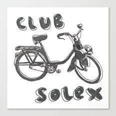 Club Solex Canvas Print