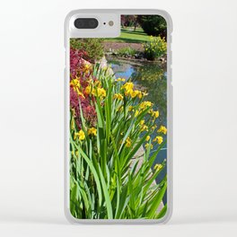 The Color of a Memory Clear iPhone Case