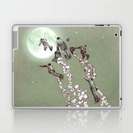 Flight of the Salary Men Laptop & iPad Skin