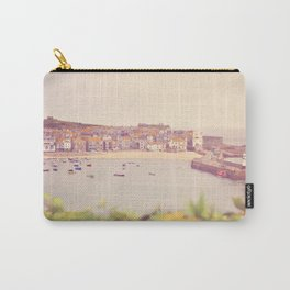 Cornish harbour. Carry-All Pouch