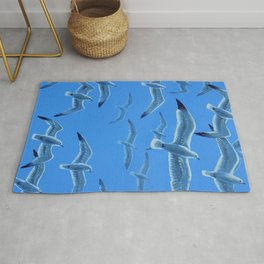 Wind beneath my wings Rug