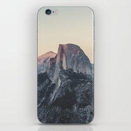 Half Dome iPhone Skin