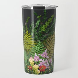 Bog Bouquet Travel Mug