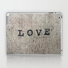 Vintage LOVE Laptop & iPad Skin