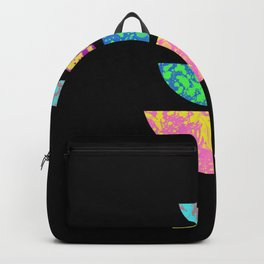 Colour Balance - Abstract Minimalism Backpack