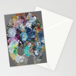pallette 2014 winter Stationery Cards