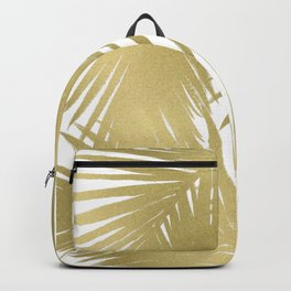 Palms Gold Backpack