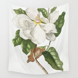 Plantae Selectae No 33-Magnolia by Georg Dionysius Ehret Wall Tapestry