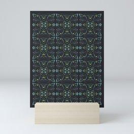 Scandifolk Mini Art Print