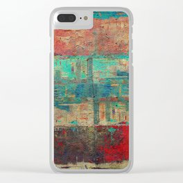 Believing in the Impossible Clear iPhone Case