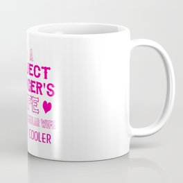Project Manager's Wife Coffee Mug