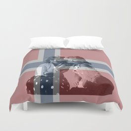ESC Norway 1985 Duvet Cover
