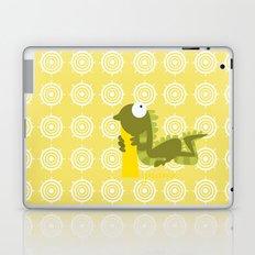 i for iguana Laptop & iPad Skin