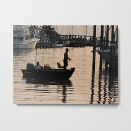 Fairhope, Alabama Metal Print