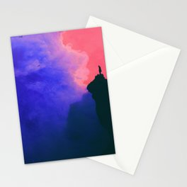 Un nouveau monde Stationery Cards