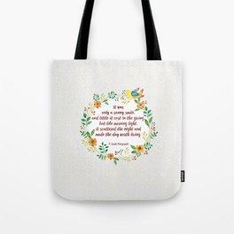 F.S. Fitzgerald  Tote Bag