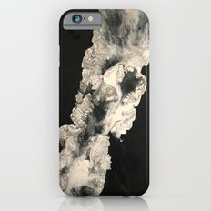 Smoke in the night iPhone 6s Slim Case