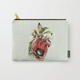 Heart Of Birds Carry-All Pouch