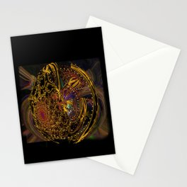 Doin' the Cosmic Boogie Stationery Cards