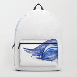 Watercolor Unicorn Illustration Backpack