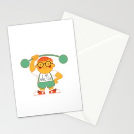 Abel Tew Year 01 Stationery Cards