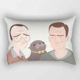 Loose Seal Rectangular Pillow