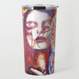 Phoenix rise Travel Mug