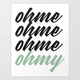 l like that / janelle monae Art Print