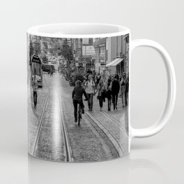 Streets of Freiburg Coffee Mug