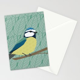 Bluetit Stationery Cards