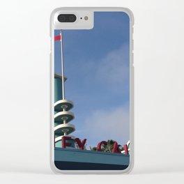 California Adventure Clear iPhone Case