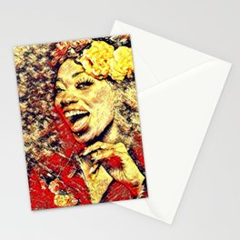 Ebony Joy Stationery Cards