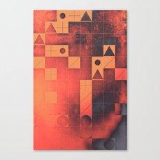 fyrge plyte Canvas Print