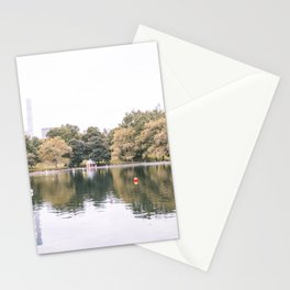 Green Pallete II Stationery Cards