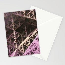Pastel Pyramidz Stationery Cards