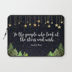 To The People Who Wish Laptop Sleeve